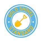 Golden Shovel Logo